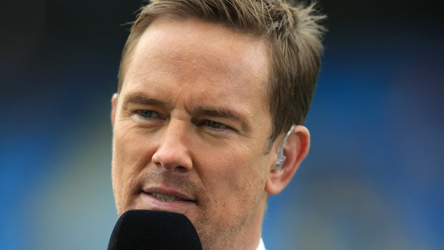 Sky Sports presenter Simon Thomas shares family photo after wife's sudden death