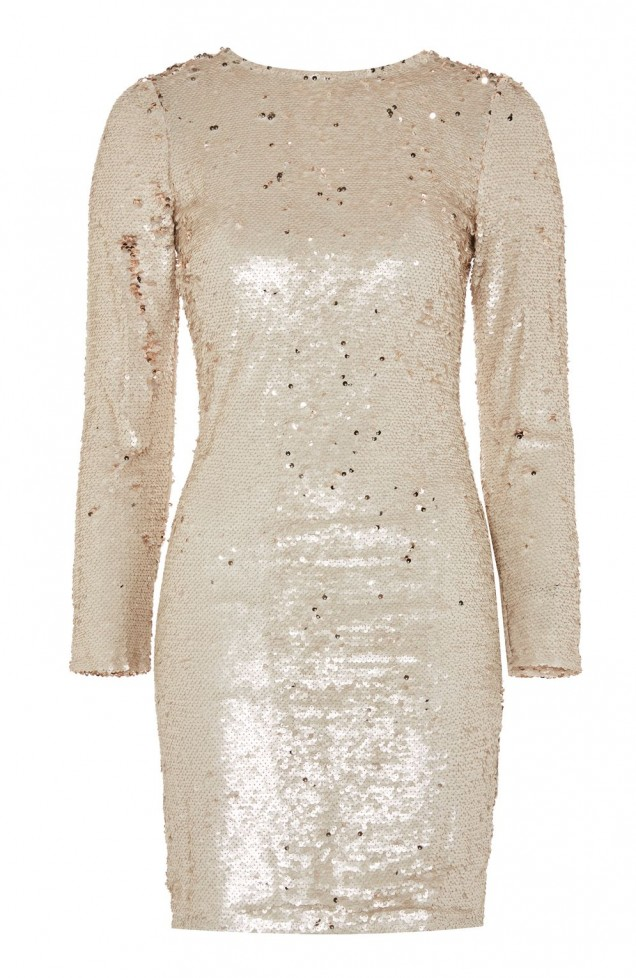 4416b7bb The 12 coolest sequin-covered dresses for party season - Beauty from Xposé  - Virgin Media Television