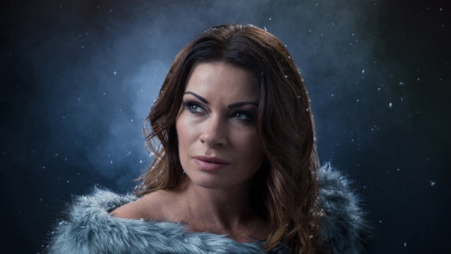 Carla Connor [Alison King] returns to Coronation Street