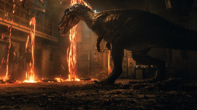 The New Jurassic World film will have more dinosaurs than ever, says director (Universal Pictures)