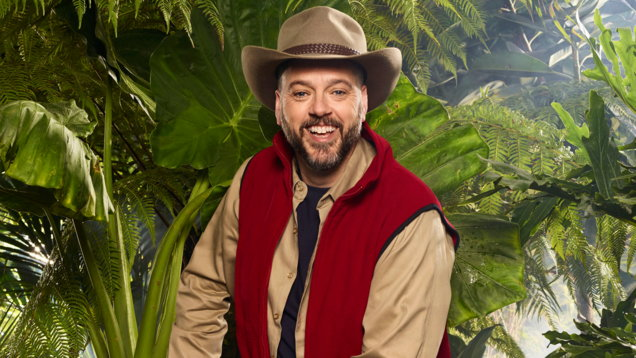 Iain Lee in tears as I'm A Celeb reunites him with his sister