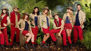 I'm A Celebrity contestants (ITV)