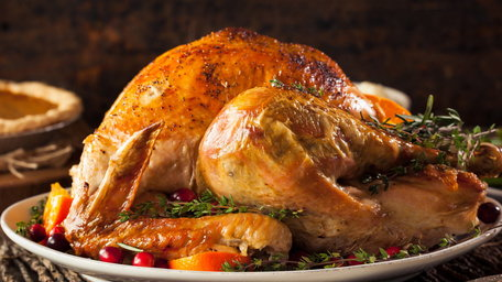 Perfectly Roasted Old-fashioned Turkey