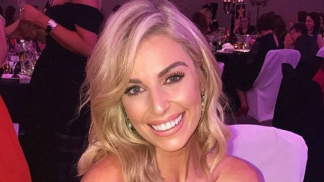 Pippa O'Connor looks STUNNING in this €40 H&M dress