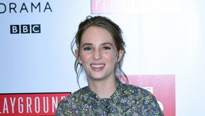 Maya Hawke said she gets lots of advice from her parents Uma Thurman and Ethan Hawke (Ian West/PA)
