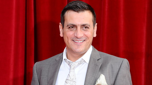 Chris Gascoyne: Corrie plot is darkest I've ever had