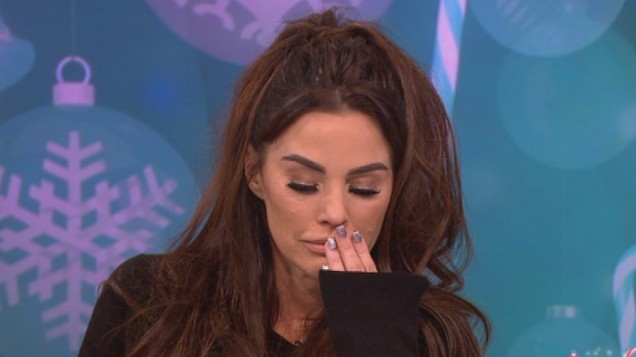WATCH: Katie Price ESCORTED off Loose Women set
