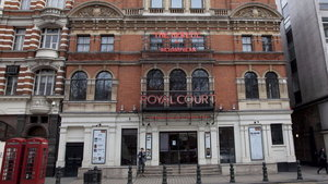 The Royal Court Theatre (Jeff Blackler/REX/Shutterstock/PA)