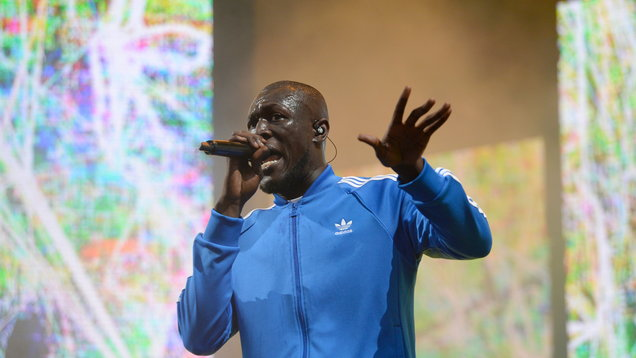 Stormzy sings at funeral of fan's father after receiving request on Twitter