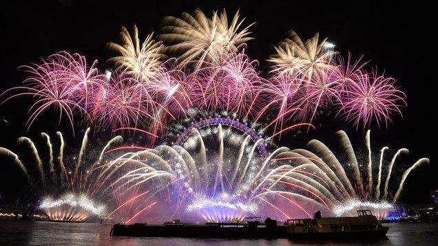Images new years eve fireworks uk cost sydney