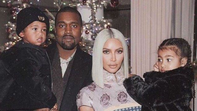 Kim and Kanye's son Saint 'rushed to hospital' with pneumonia