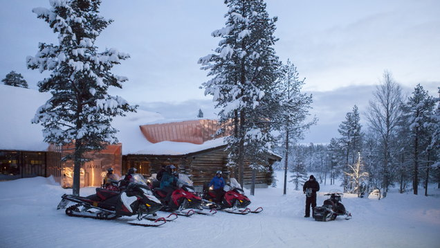 Is this the must luxurious hotel in lapland tv3 xpos is this the must luxurious hotel in lapland solutioingenieria Gallery