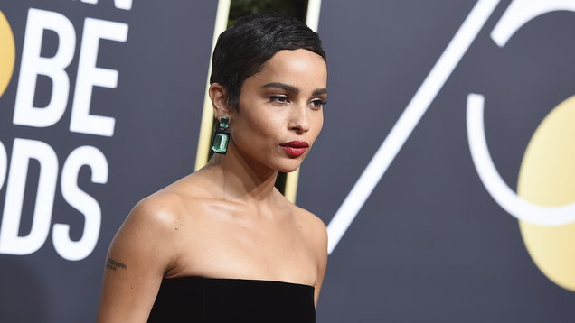 Showstopping Accessories From the Golden Globes