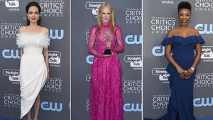 23rd Annual Critics' Choice Awards - Press Room
