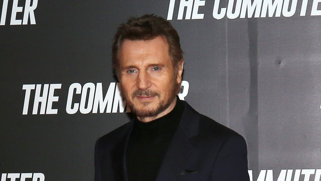 Liam Neeson suggests the Hollywood harassment scandals are getting out of hand
