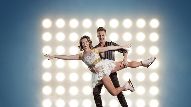Candice Brown first to be voted off Dancing on Ice