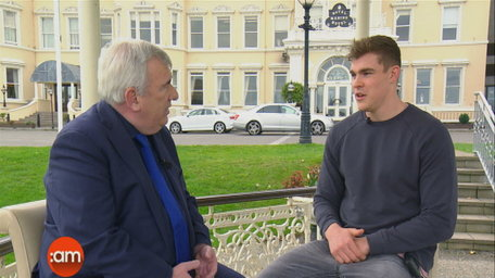 Gary Ringrose Interview