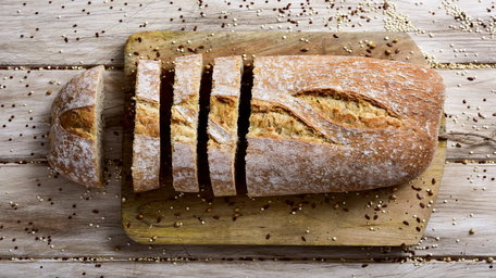 Wholemeal Spelt Bread and Black Treacle