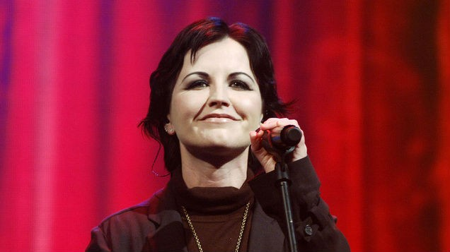 RIP Dolores O'Riordan, singer of The Cranberries
