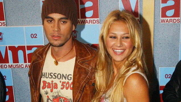 Enrique Iglesias and Anna Kournikova Share First Photo of Baby Twins