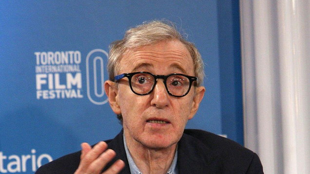 Woody Allen (Ian West/PA)