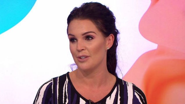 Danielle Lloyd DEFENDS gender selection decision on Loose Women