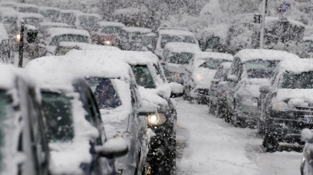 Met Éireann issues SNOW warning for THESE counties