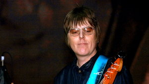 Andy Rourke of The Smiths