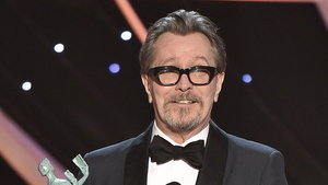 'Emotional' Gary Oldman wins at SAGs where 'silence breakers' are celebrated (Vince Bucci/AP/PA)