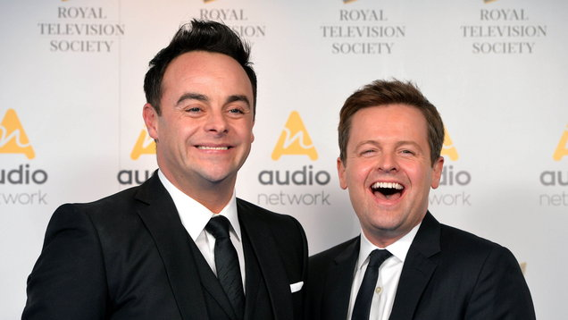 Ant McPartlin and Dec Donnelly (Dominic Lipinski/PA)