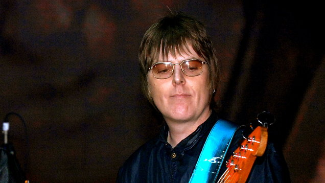 Andy Rourke is the former bassist with The Smiths (PA)