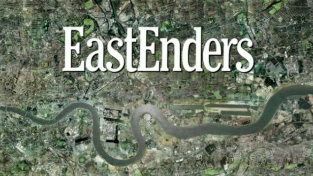 EastEnders star announces engagement