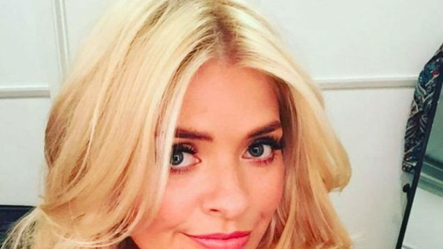 Holly Willoughby STUNS in dreamy gown at the NTA's