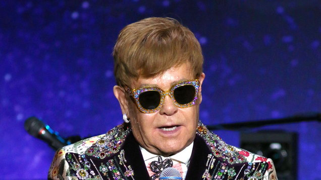 Rock Legend Elton John Just Made Huge Career Announcement