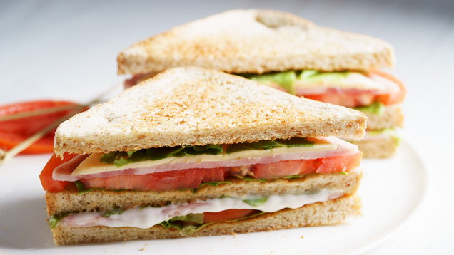 Scientists Calculate the Carbon Footprints of 40 Different Sandwiches