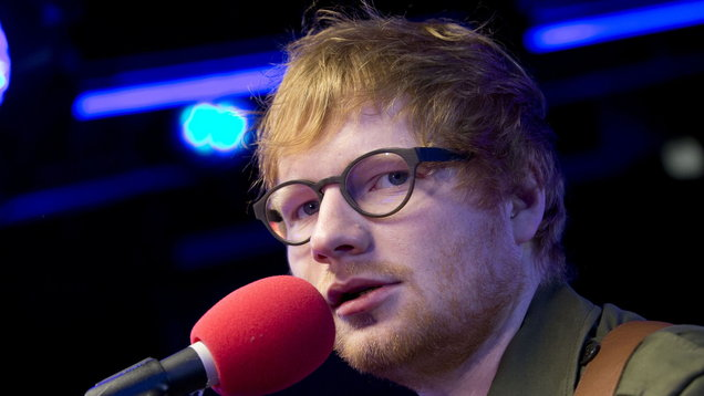 Ed Sheeran picks up two Grammy awards