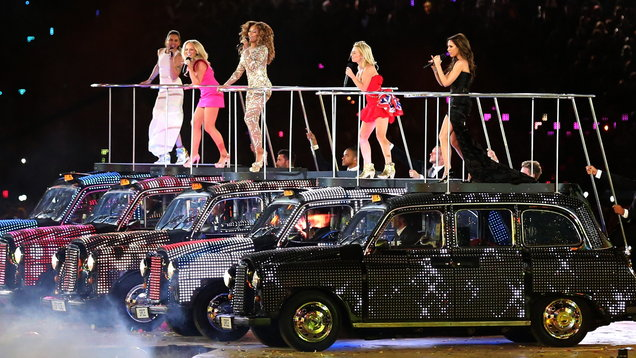 Spice Girls spark revival speculation with reunion photo