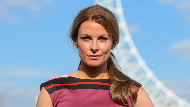 Coleen Rooney shares first picture of baby son Cass
