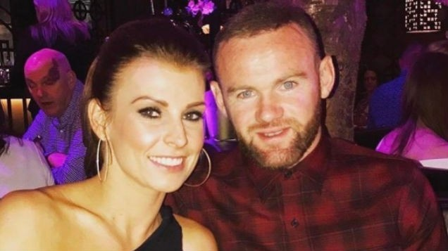 Coleen Rooney announces birth of 'beautiful' fourth child