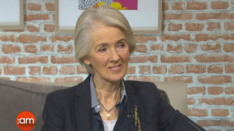 Bestselling Author Joanna Trollope