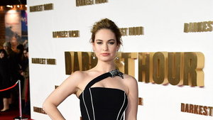 Lily James and Matt Smith have been dating since 2014 (Ian West/PA)