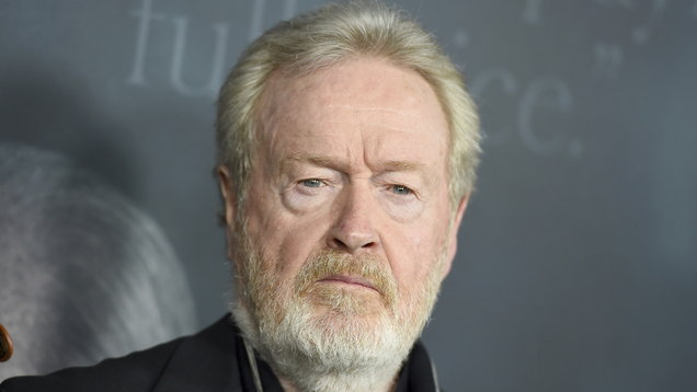 Ridley Scott sacked Kevin Spacey after completing filming