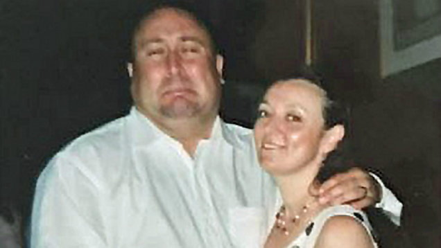 Wife resuscitated her obese husband - then he lost so much weight colleagues didn't recognise him