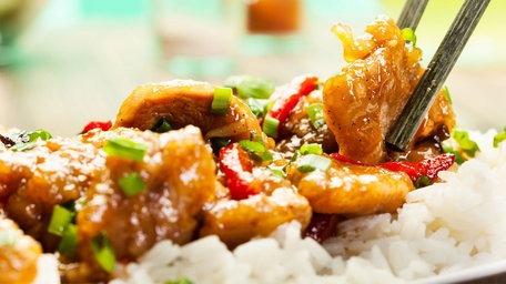 Joe's Easy Sweet and Sour Pork Stir Fry