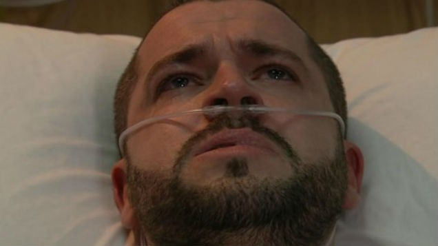Corrie fans are CONVINCED that THIS is how Aidan Connor will leave the show