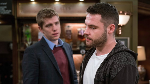 Robron are back (Amy Brammall/ITV)