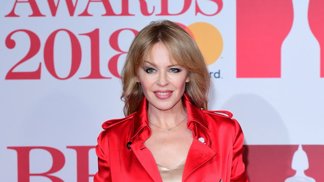 Kylie Minogue confirms Dublin and Belfast visits