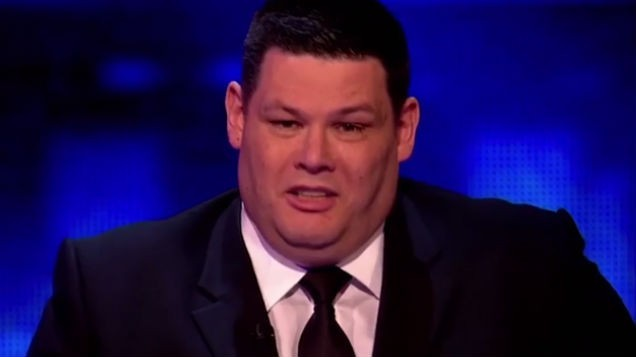 The Chase star Mark Labett has shed a WHOPPING 35 pounds