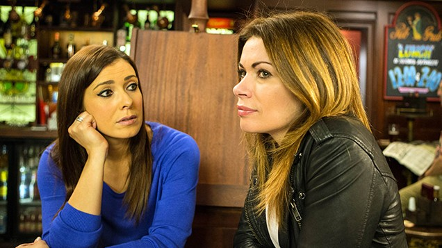 THIS is what Corrie's Michelle and Carla will fall out over