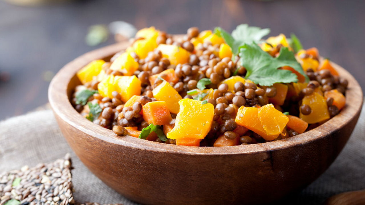 French Lentil Stew with Gremolata